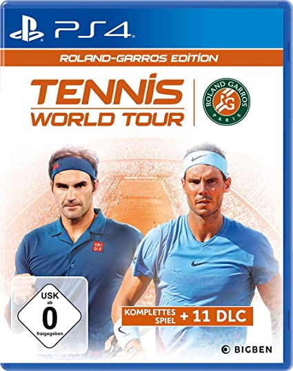 World Roland Tour Garros Tennis itVideogiochi EditionAmazon H9IEDWbe2Y