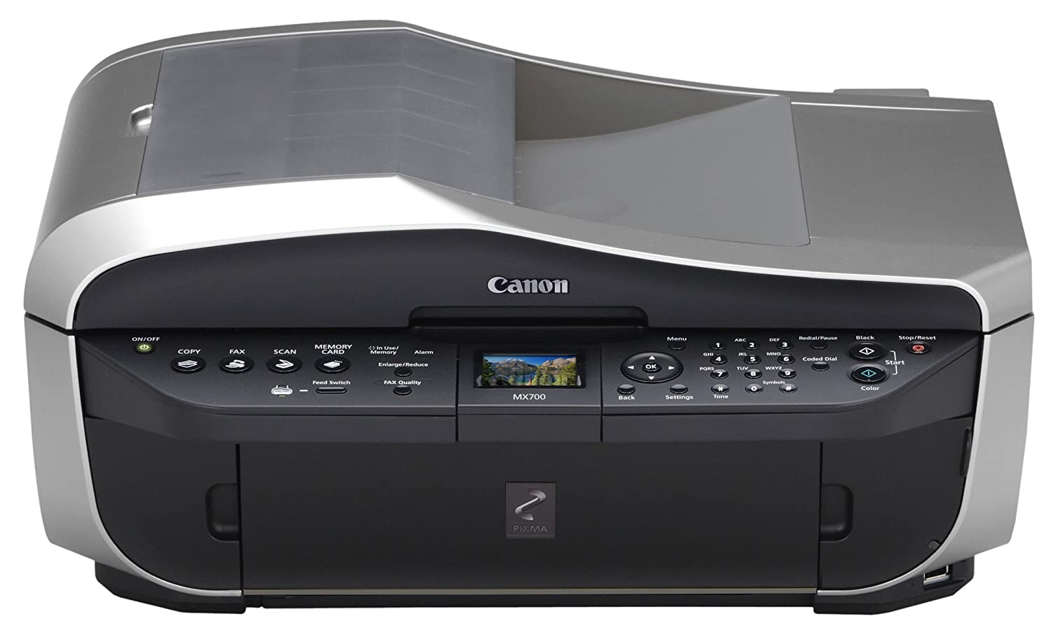 MX700 CANON PRINTER WINDOWS 7 DRIVERS DOWNLOAD