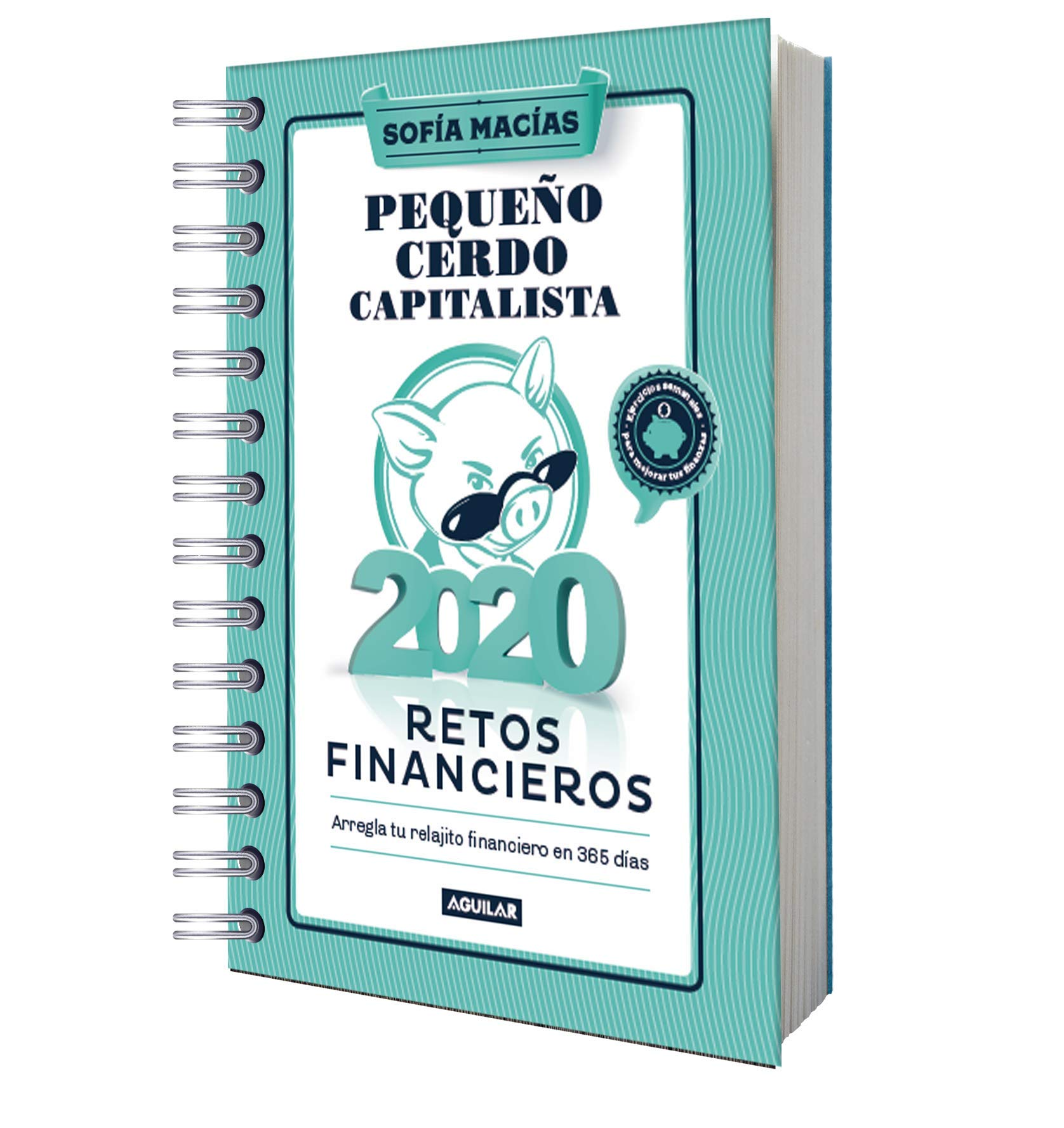 Amazon.com: Libro agenda: Pequeño cerdo capitalista 2020 ...