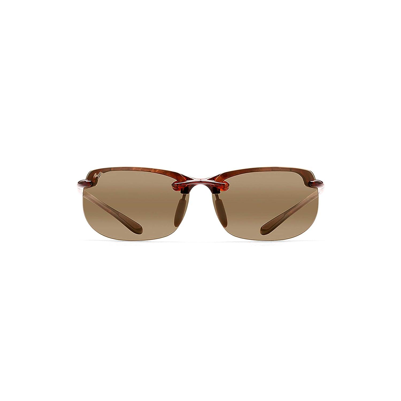 976bc761753 Amazon.com: Maui Jim Sunglasses | Banyans H412-10 |, HCL Bronze Lenses,  with with Patented PolarizedPlus2 Lens Technology: Maui Jim: Shoes