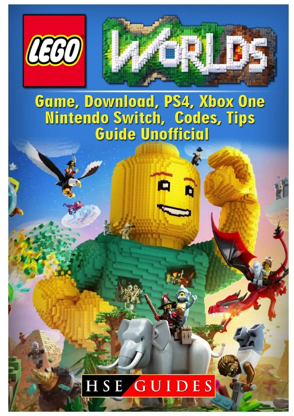 Lego Worlds Game, Download, PS4, Xbox One, Nintendo Switch, Codes ...