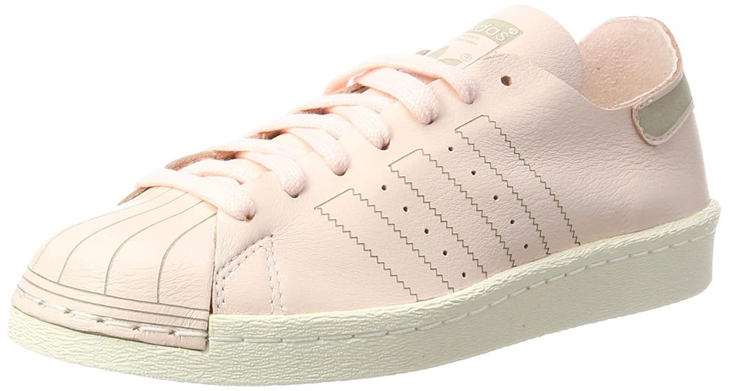 adidas Damen Superstar 80s Decon Sneaker  36 2/3 EU|Pink (Ice Pink/Ice Pink/Off White)