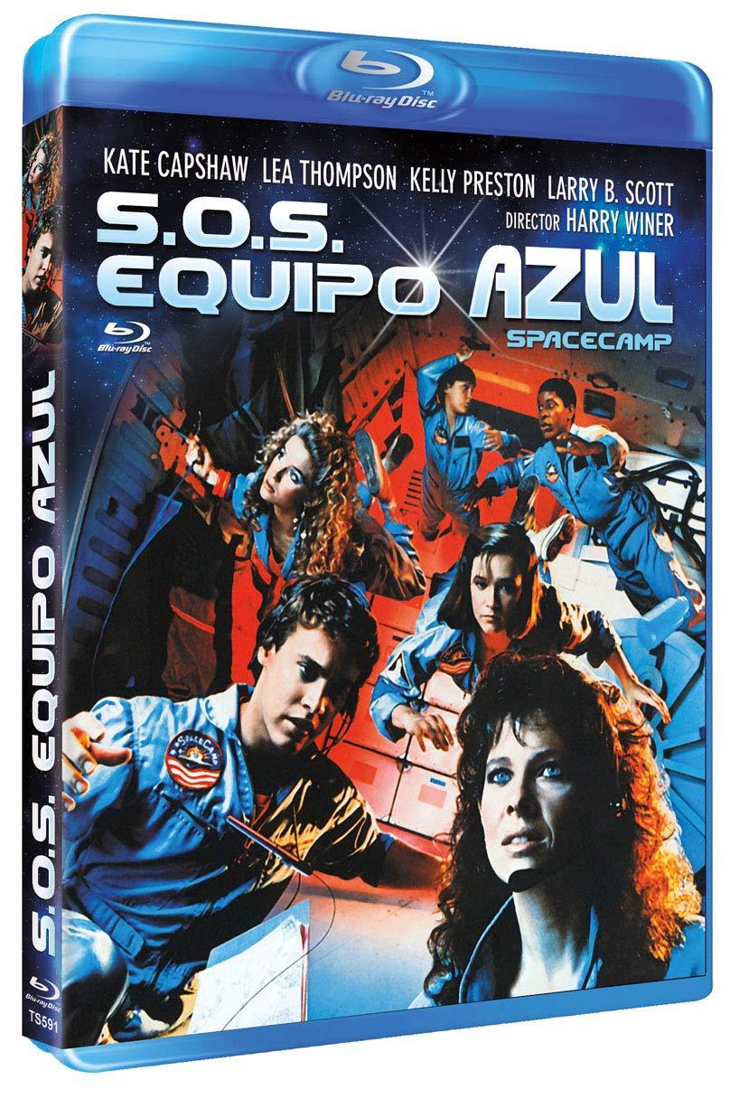 S.O.S.: Equipo Azul BLU RAY 1986 Space Camp [Blu-ray]