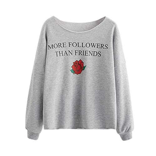 Sudadera con capucha Para Mujer, Kukul 2017 Otoño Blusa Tops - Simple design Sweatshirt
