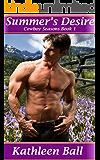 Summer's Desire (Cowboy Seasons Book 1)