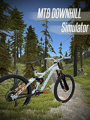MTB Downhill Simulator [Online Game Code]