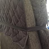 Amazon.com: RHF funda de silla, reversible, para perros para ...