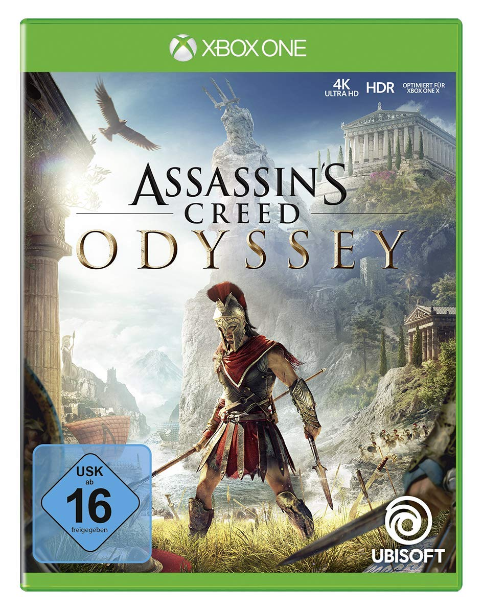 Assassin\'s Creed Odyssey - Standard Edition - [Xbox One]: Amazon.de ...