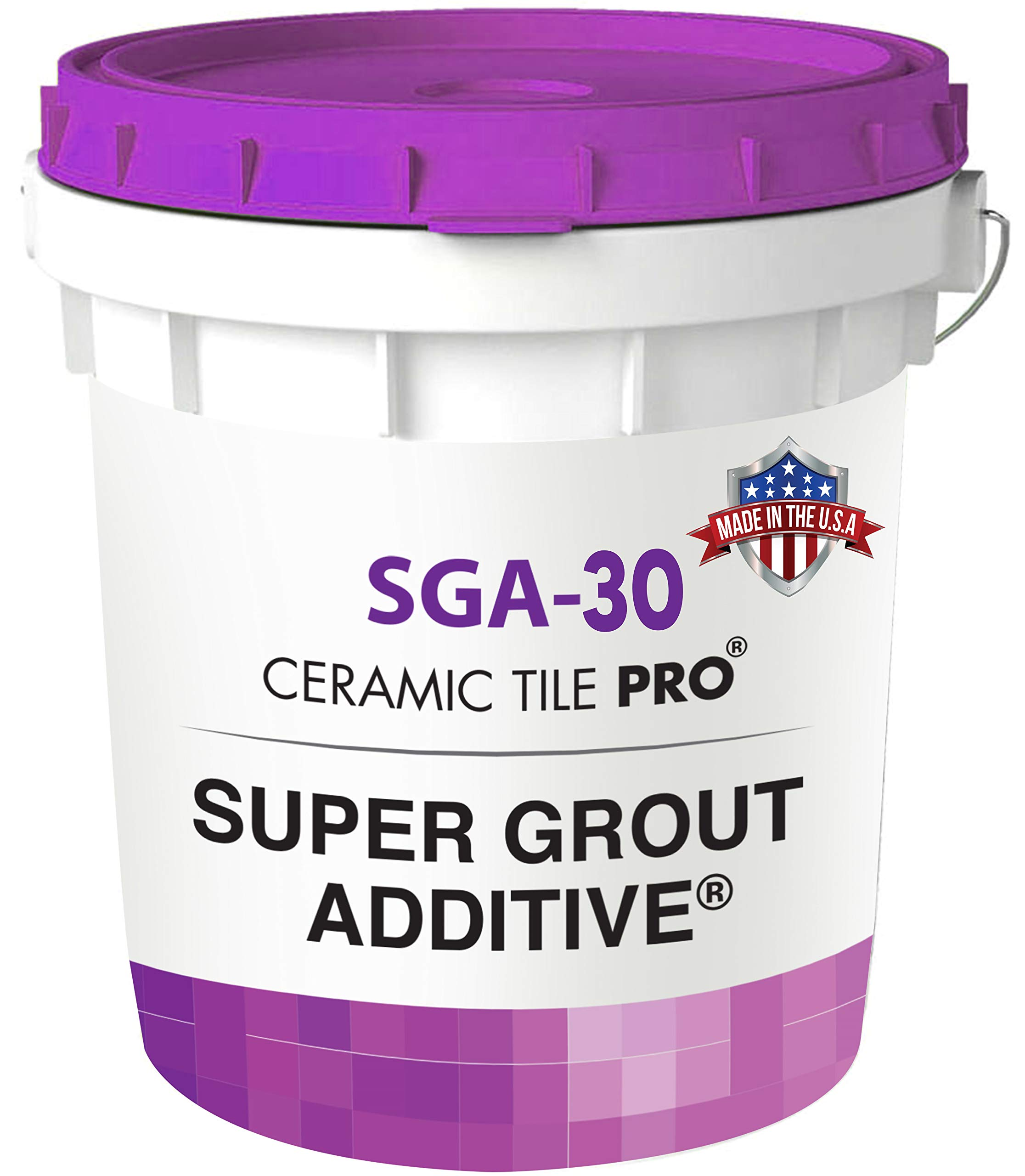 Sga 30 Super Grout Additive Premium Waterproof Tile Grout Repair Adhesive Grout Sold Separately Kit