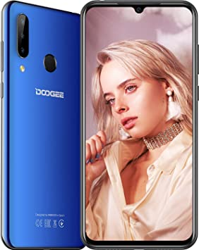 DOOGEE N20 Smartphone Libres, 2019 Android 9.0 4G Teléfono Móvil ...