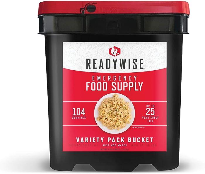 Top 9 Prepackaged Emergency Food Buckets