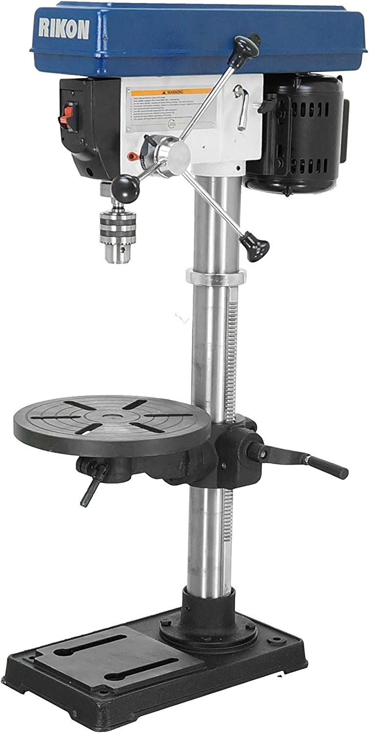 RIKON 30-120 Drill Press Review For Simplified Drilling Work