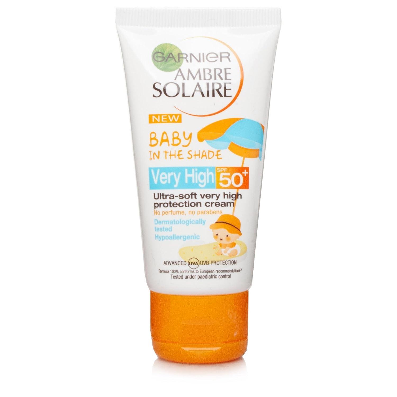Garnier Ambre Solaire Baby In The Shade Sun Cream SPF50 50ml