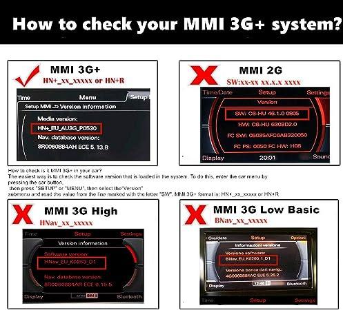 2008-2016 Audio Accessories Lead USB Car Charg-er Adatper Compatible for IP 11 X i8 i7 for Audi A3 A4 A5 A6 S4 S6 A7 Q3 Q5 Q7 A8 TT AMI Music Interface Cable for MMI 2G 3G RMC MIB