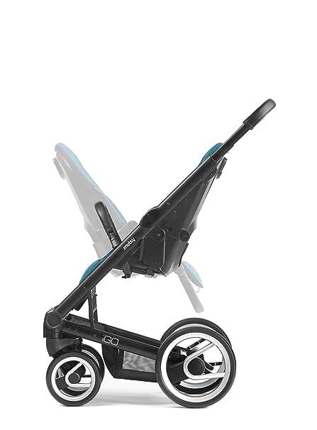 Amazon.com: Mutsy IGO Lite carriola, Negro (Black/Aqua): Baby