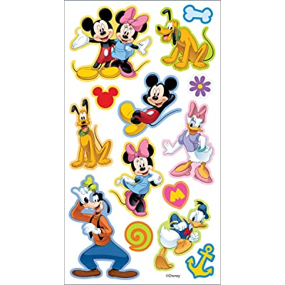 Disney Puffy Stickers, Mickey and Friends: Arts, Crafts & Sewing