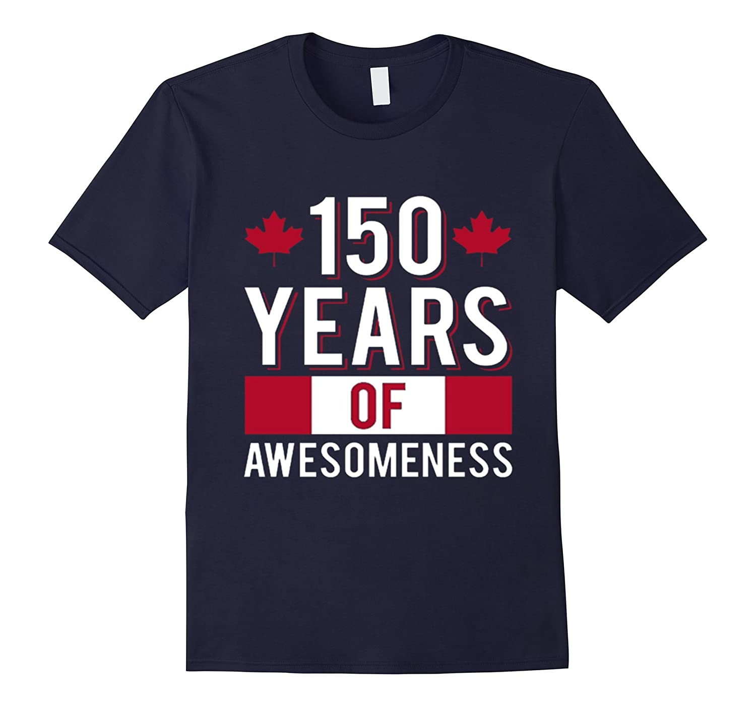 150th Anniversary of Canadian Nationalism shirt-TH