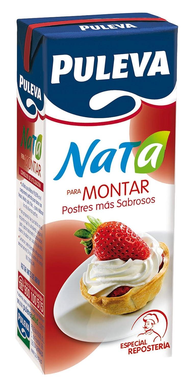 Puleva Nata Montar 200 ml: Amazon.es: Alimentación y bebidas