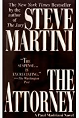 The Attorney (Paul Madriani Novels Book 5) Kindle Edition