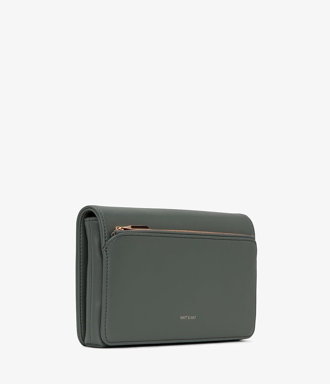 Loom Collection Black Matt /& Nat Petite Small Handbag Black