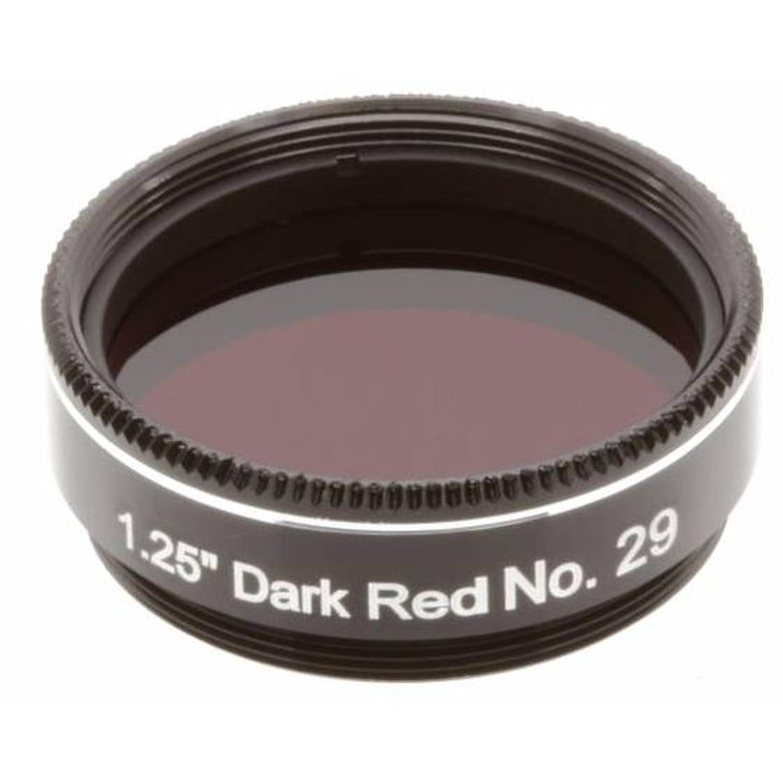 Color Rojo Oscuro 1,25 Explore Scientific 29 Filtro para telescopios