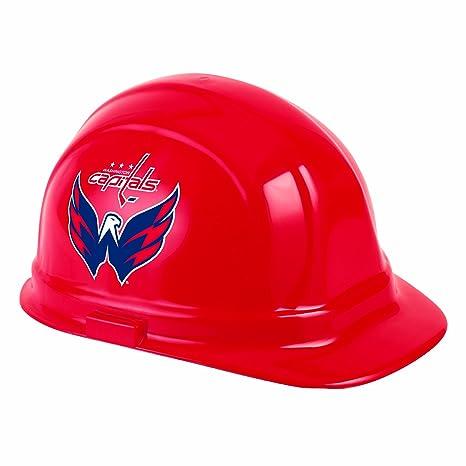 Amazon.com   NHL Washington Capitals Hard Hat   Sports Related Hard ... a5848b54858