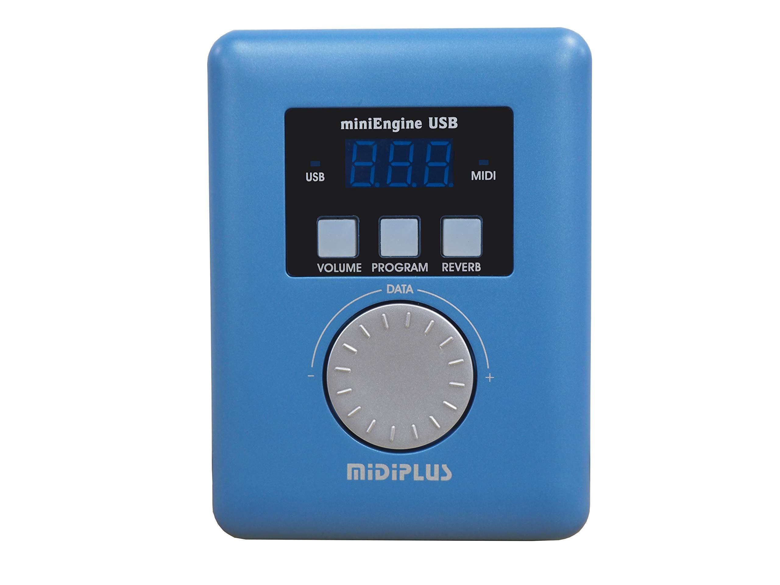 midiplus miniEngine USB MIDI Sound Module by Midiplus