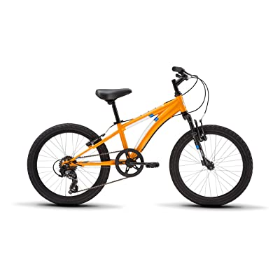 "Diamondback Bicycles Cobra 20 Youth 20"" Wheel Mountain Bike, Orange : Sports & Outdoors"