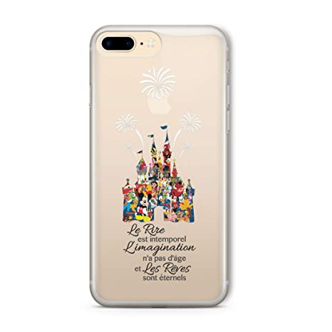 coque transparente iphone 6 disney
