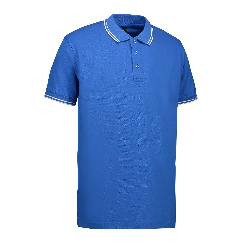 D.I.D - Polo - para Hombre Azul Claro XXXXL: Amazon.es: Ropa y ...