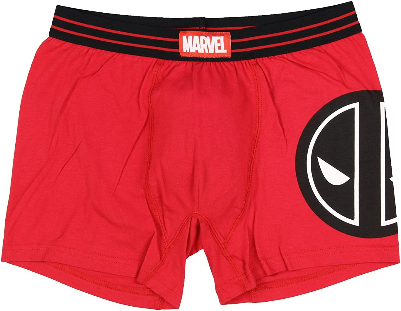 Marvel Mens Big Face Wade