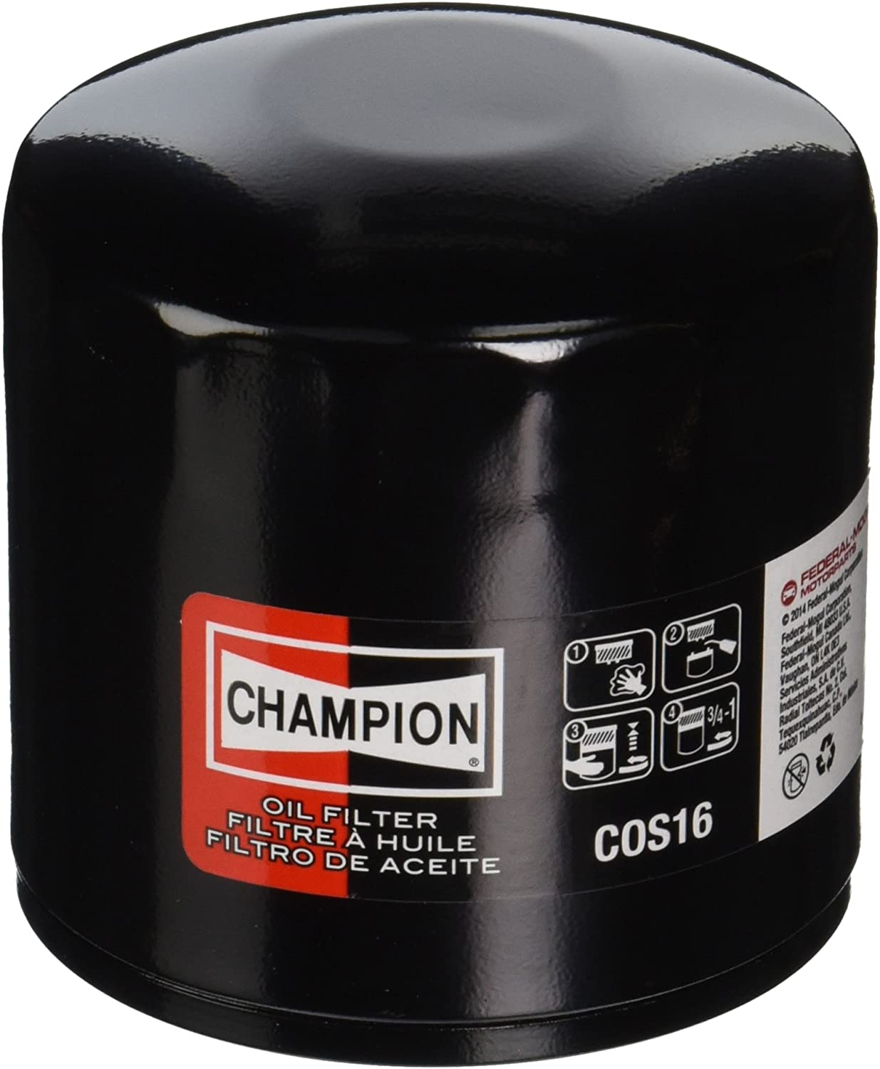 Champion COS16 Engine Oil Filter Replacement