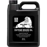 WALRUS OIL - Cutting Board Oil and Wood Butcher Block Oil, 32 oz Jug, Food-Safe