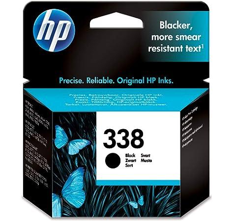 HP C8766EE 343 Cartucho de Tinta Original, 1 unidad, tricolor (cian, magenta, amarillo): Hp: Amazon.es: Oficina y papelería