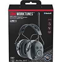 3M WorkTunes Wireless Hearing Protector with Bluetooth Technology 90542-3DC
