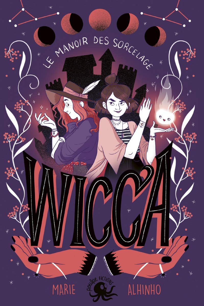 Wicca - Le Manoir des Sorcelage: Amazon.fr: ALHINHO, Marie, DIGLEE: Livres
