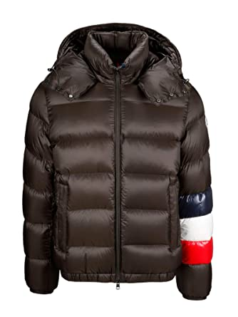 Moncler Luxury Fashion Uomo 4135585C0104826 Marrone Piumino