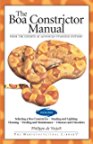 Boa Constrictor Manual (Advanced Vivarium Systems)