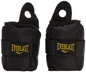 Everlast 14EV2754BK - Muñequera con lastre: Amazon.es: Deportes y aire libre