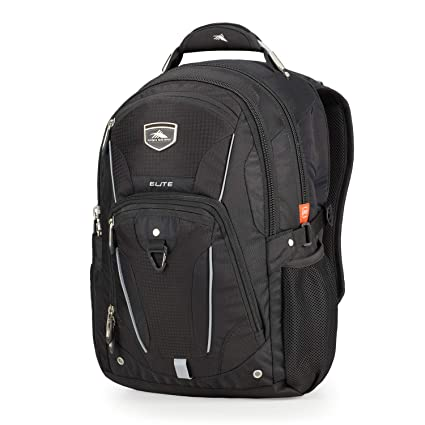 bd6f2c6e8cc2e High Sierra Elite Laptop Backpack, 17-inch Student Laptop Backpack for High  School or College, Rolling Gamer Laptop Backpack, Wheeled Business Laptop  ...