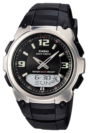 Casio WVA-109HJ-1BJF - Reloj para hombres