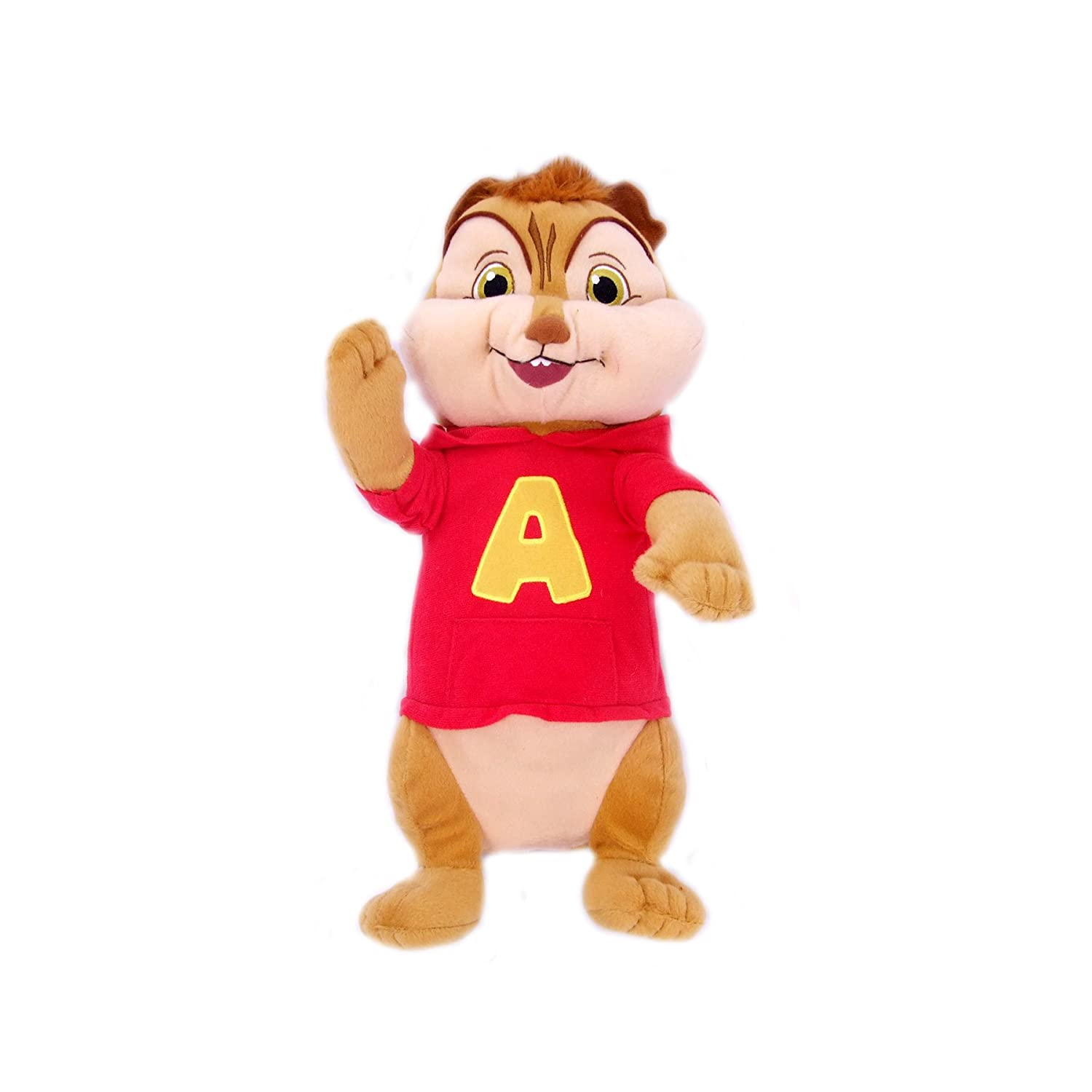 """Licensed Product ALVIN AND THE CHIPMUNKS Plush Backpack 18/"""" For Kids BRAND NEW"""