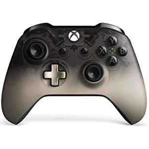Microsoft Xbox One Wireless Controller (Bulk Packaging) (Phantom Black)