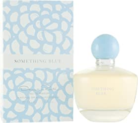 Oscar De La Renta Something Blue Eau de Parfum Spray for Women, 3.4 Ounce