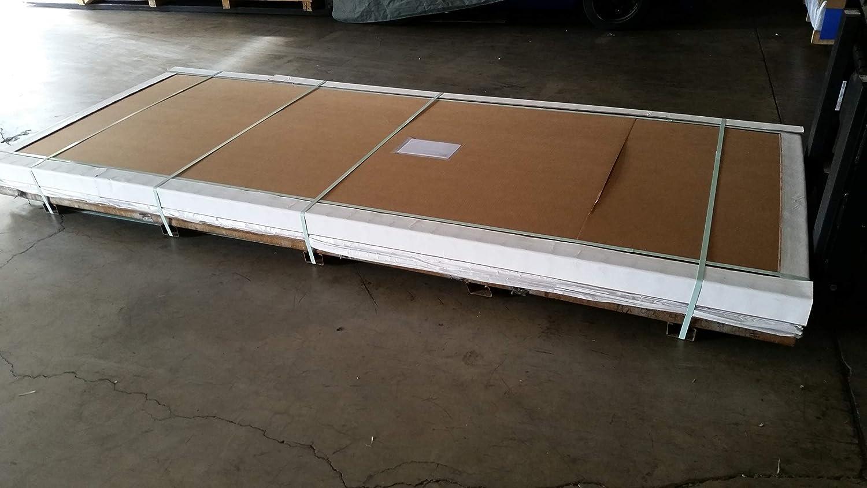 Amazon.com: (2 piezas) de acero inoxidable 304 Hojas, 24 ga ...