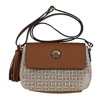 dc8f26574d9 Tommy Hilfiger Messenger Crossbody Bag: Handbags: Amazon.com