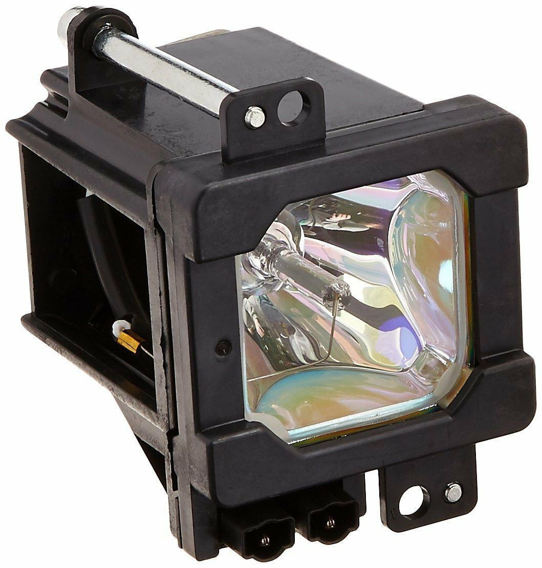 Boryli TS-CL110UAA Replacement TV Lamp with Housing for JVC TS-CL110UAA TSCL110U TV by BORYLI