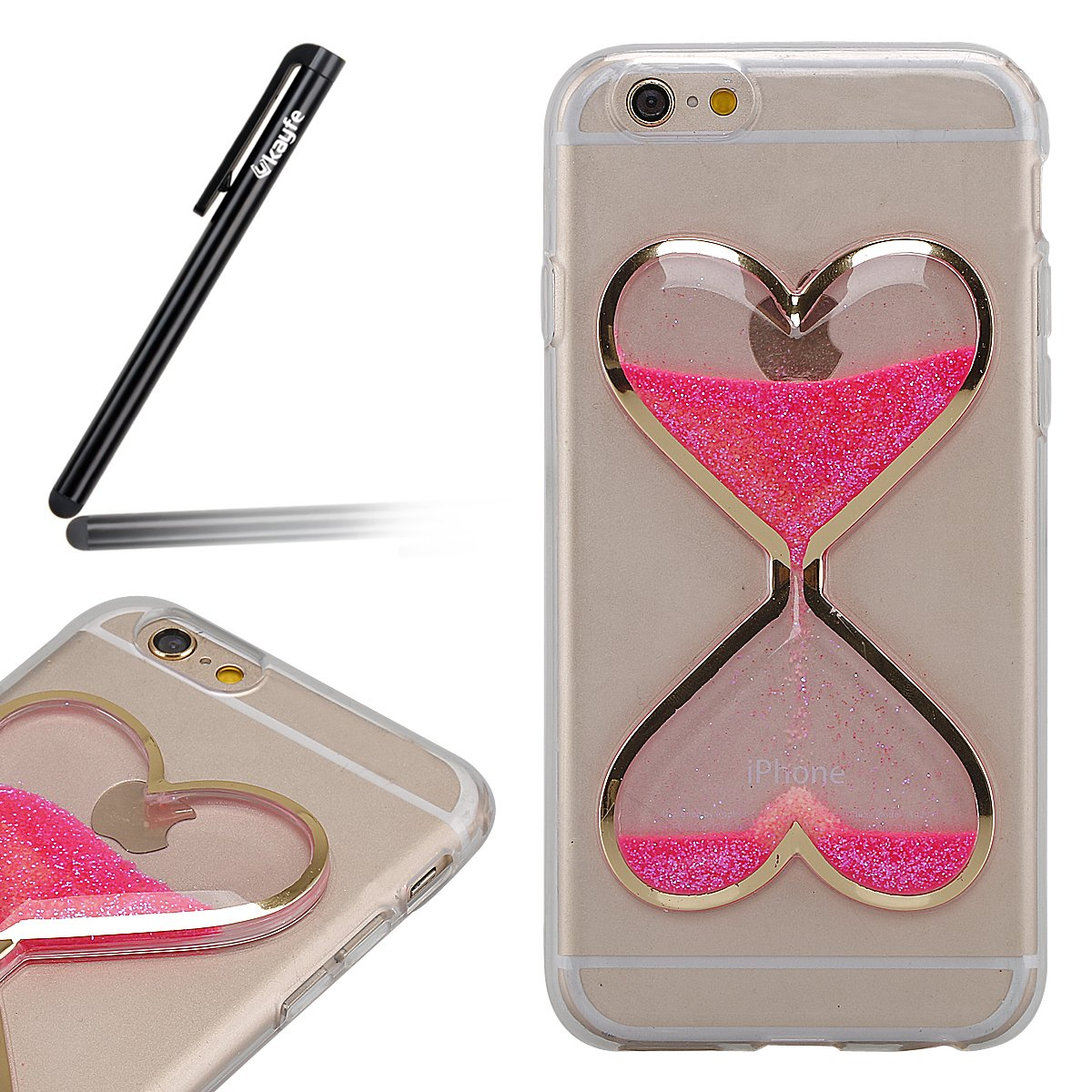 coque iphone 6 sable mouvant