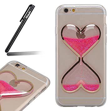 coque iphone 7 sable mouvant