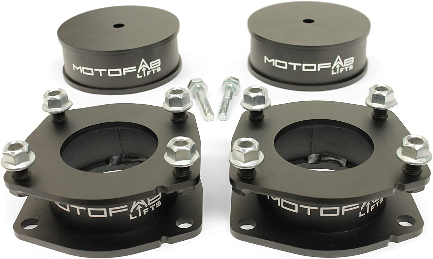 "For 2005-2010 Jeep Grand Cherokee WK 3/"" FRONT 2/"" REAR FULL STEEL Lift Leveling K"
